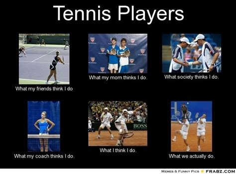 Funny Tennis Memes - 25 best ideas about tennis humor on pinterest tennis