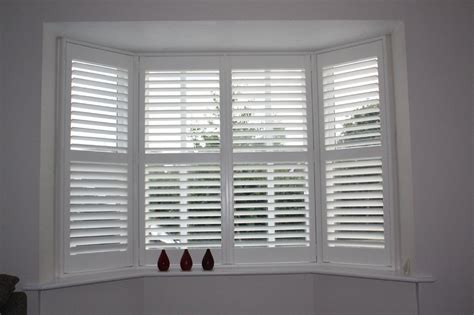 dazzle white wooden blinds home ideas collection