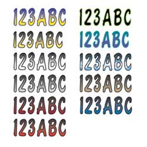 boat registration numbers west marine boat letters numbers west marine