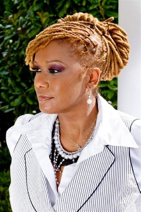 lock hairstyles for black women dreadlocks and sisterlocks hairstyles for black women