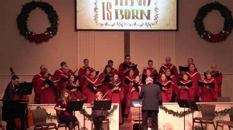 calvary church christmas concert
