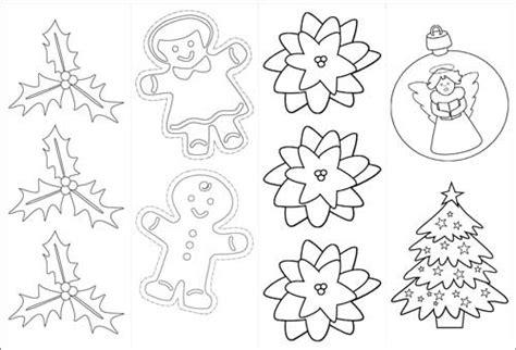 moldes para imprimir de navidad moldes de navidad para imprimir