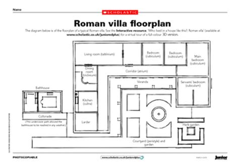 plan of a roman house ancient roman house plan home design and style