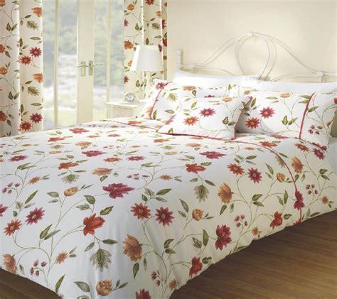 co bedding duvet cover set autumn free uk delivery