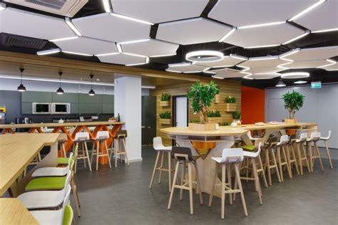 office canteen design odnoklassniki office by briz studio saint petersburg