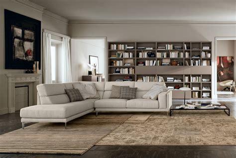 divani per soggiorno divani angolari componibili una quot l quot per arredare il