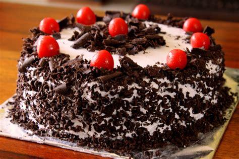 Cake Black Forest german black forest cake bakersquare