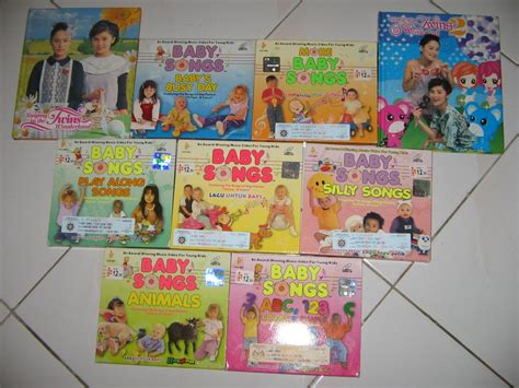 Vcd Original Baby Songs Animals tracy s nest destinee s toys
