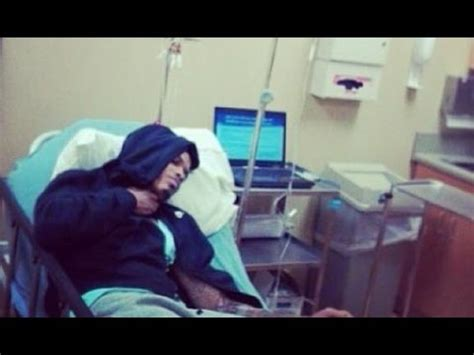 Out Of Hospital by August Alsina In The Hospital Hospitalized After