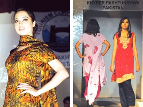 cultural fashion show concludes in peshawar the express