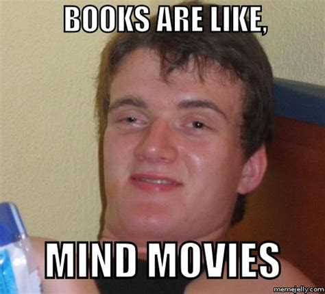 Books Meme - book nerd reviews