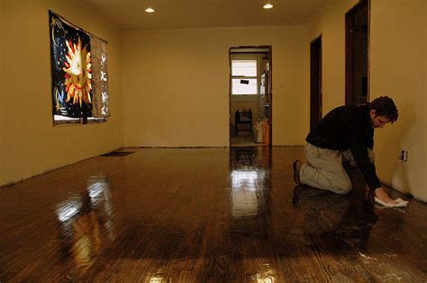 how to make wood floors shiny again and looking like new