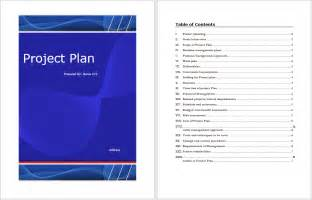 microsoft templates project plan project plan template microsoft word templates