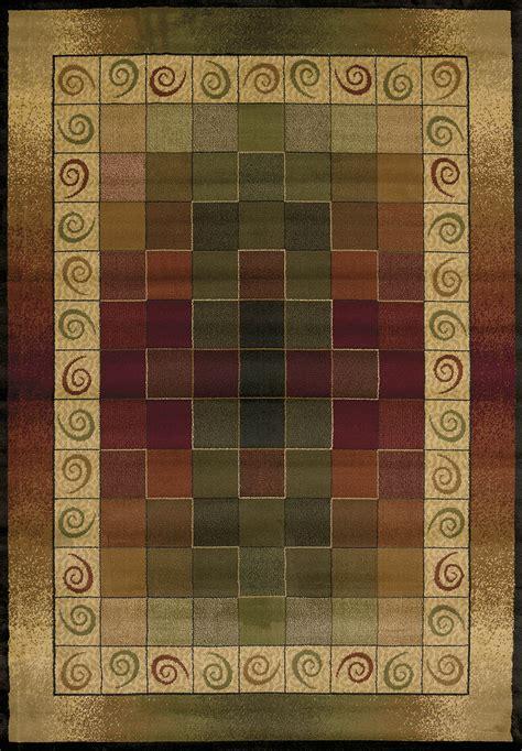 United Weavers Area Rugs United Weavers Genesis 530 21174 Montage Lodge Area Rug