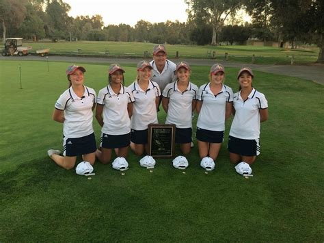 Section High School by Yosemite Win Dii Central Section Golf Chionship