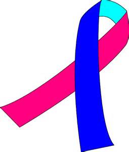 thyroid cancer ribbon color the gallery for gt cancer ribbon black and white