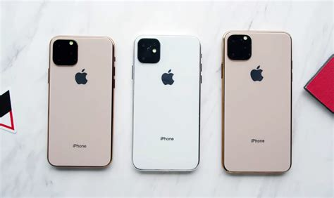 Iphone 11 Leak by What To Expect With The Iphone 11 Leaks And Rumors