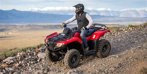 honda powersports of covington 2017 honda fourtrax 174 rancher 174 4x4 es atvs covington louisiana