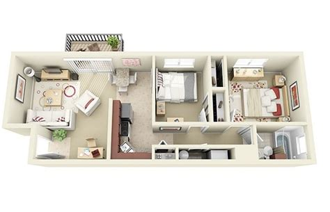 3 schlafzimmer cottage pläne 2 bedroom apartment house plans in this plan you ll find