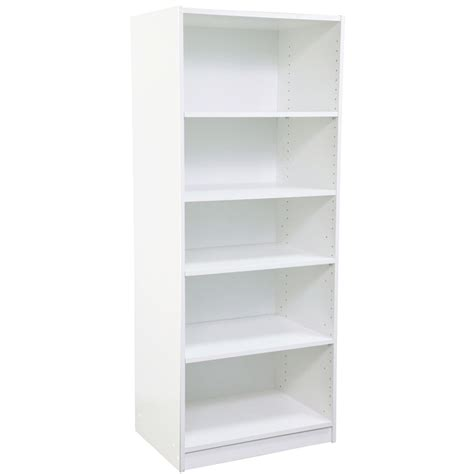 multi store 1495 x 608 x 430mm 4 shelf wardrobe insert