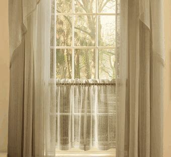 lorraine home fashions curtains sheer drapes and curtains harmony micro stripe semi