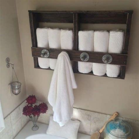 bathroom towel rack ideas 17 best ideas about pallet towel rack on pinterest towel racks bathroom towel hooks and