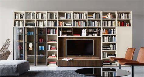 librerie mobili la nuova libreria modo di sangiacomo arredamenti mobili