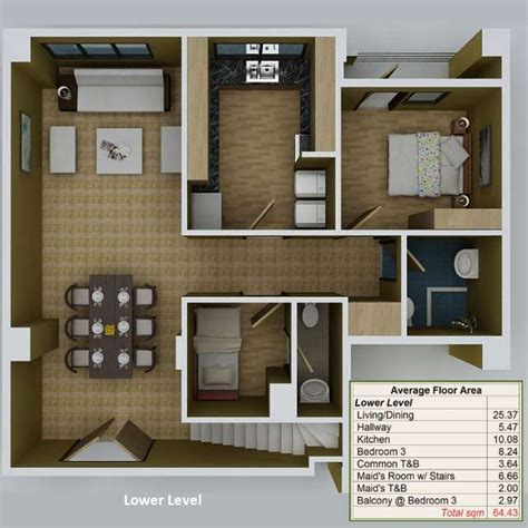 Floor L For Sale Philippines by Loft House Designs Philippines Home Design And Style