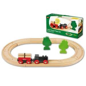 brio trains for brio little forest train set at growing tree toys
