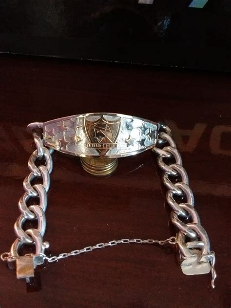 cadenas de plata hombre chile cadena de plata con oro hombre gruesa pulsera 150 000
