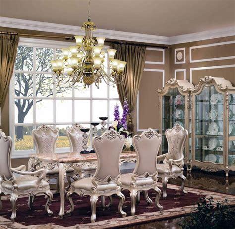 luxury dining room sets 2018 luxury dining room sets home design and decoration portal