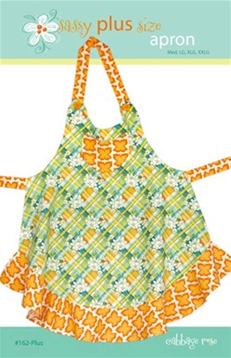 apron pattern dimensions sassy plus size apron pattern free shipping in usa