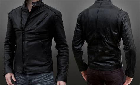 Murah Jaket Semi Kulit Pria Menyerupai Kulit Asli Bahan Tebal Dan Lem tips memilih jaket kulit dengan benar green jaket