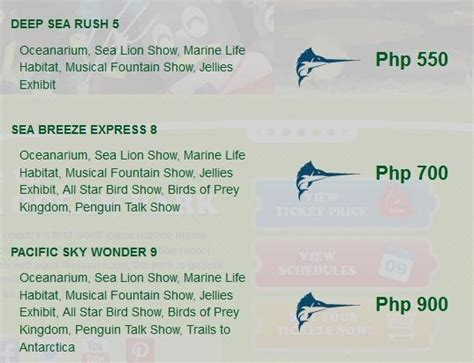 manila ocean park entrance fee reservation promos backpacking philippines and asia april 2013