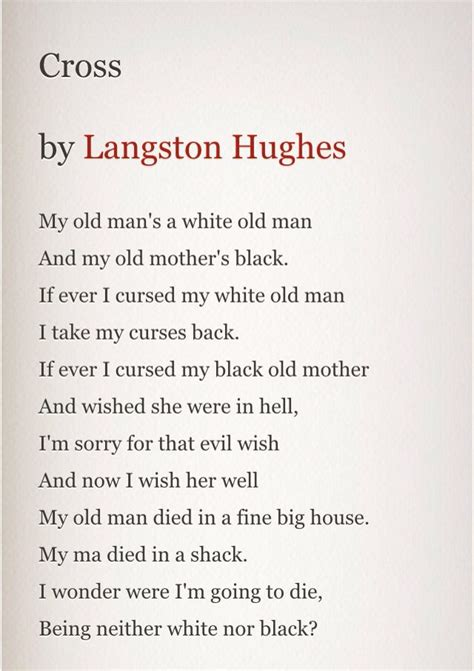 Langston Hughes Essays by Essay Hughes Langston Poetry