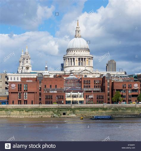 thames river school st pauls cathedral city of london school river thames
