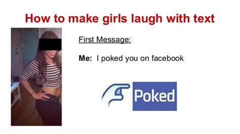 How To Make A Laugh Text