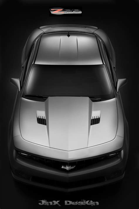 2010 Chevrolet Camaro Z28 Renderings – Muscle Cars