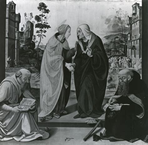 fondazione zeri catalogo piero di lorenzo visitazione