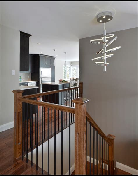 sweet home renovation traditional staircase ottawa