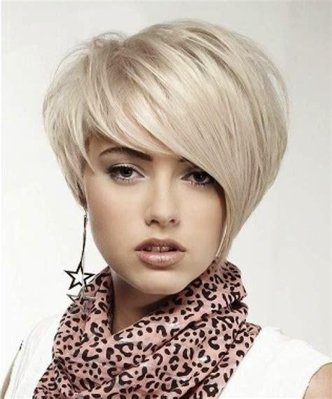 magnifique coupe de cheveux asym 233 trique pour rond