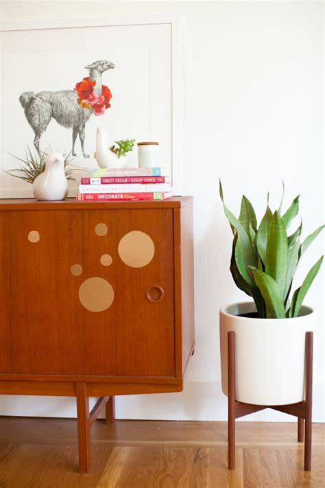 mid century modern planter giveaway mid century modern planter with modernica this this