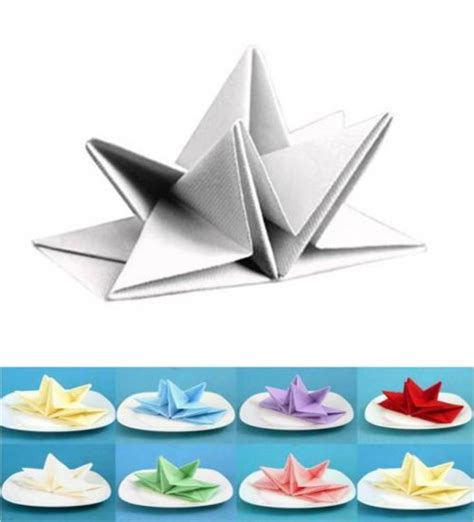 Pre Folded Paper Napkins - pre folded linen like napkins