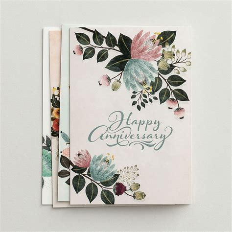 Wedding Anniversary Cards By Email by Anniversary Celebrating Your Anniversary 12 Boxed