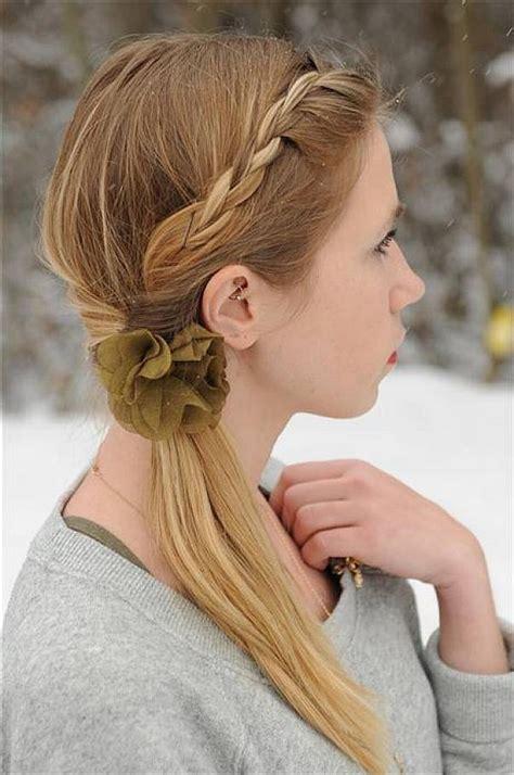 hairstyles with braids for long hair cute 50 cute braided hairstyles for long hair