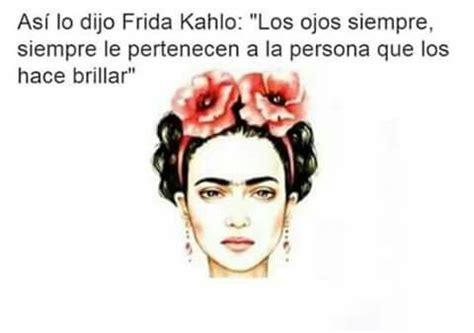 imagenes de reflexion de frida kahlo los ojos image 4566080 by sarahswlon on favim com