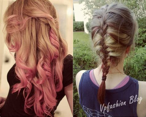 blonde and red hair weave pictures ombre red hair extension archives vpfashion vpfashion