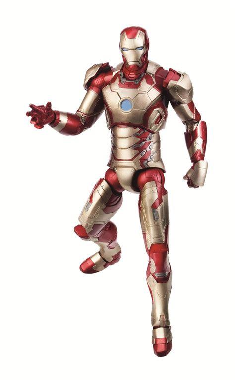 Toys Ironman Iii marvel legends iron 3 42 toywiz and garden