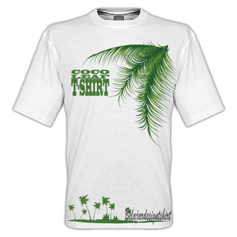 Tshirt Kaos Leaf 5 template kaos photoshop free studio design