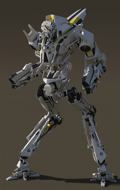 robot design inspiration collection of some amazing 3d robots